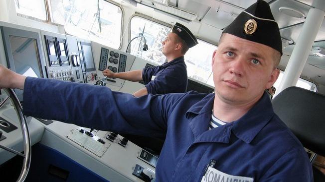 Морские дозоры «Грачонка» Никитина