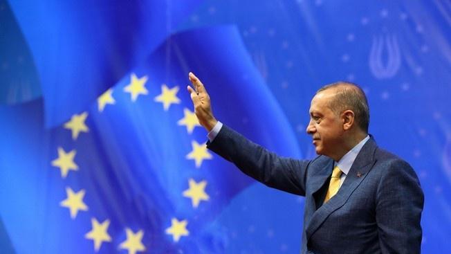Всё дальше от Европейского Союза