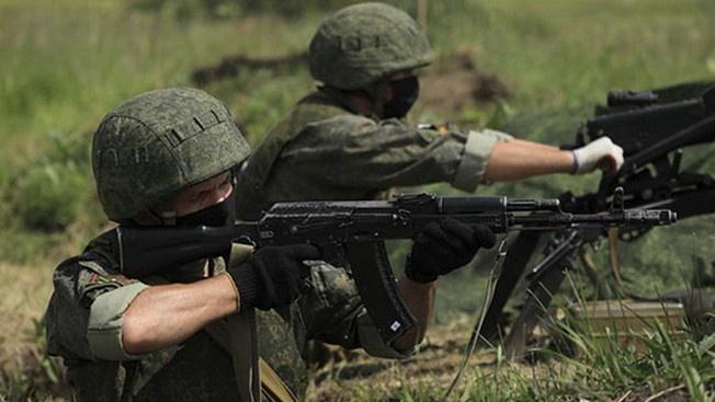Готовые к сражениям батальоны