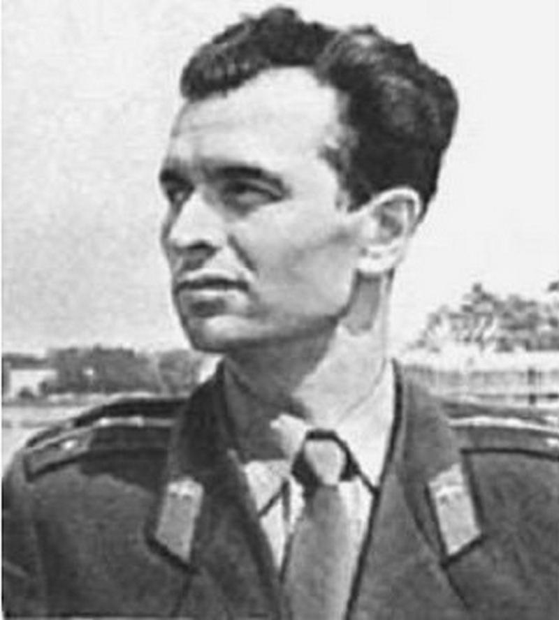 Советский лётчик-истребитель капитан Василий Поляков пресёк полёт американского самолёта RB-47.