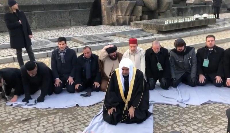 В январе 2020 г. Мохаммед аль-Исса приехал на памятный день освобождения Освенцима вместе с религиозными исламскими лидерами из более чем 24 стран.