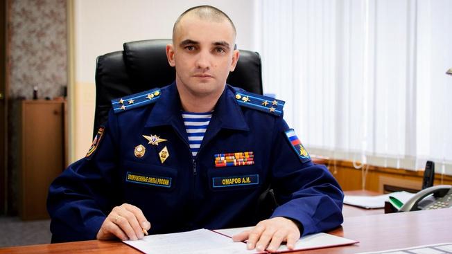 Вежливые люди полковника Омарова