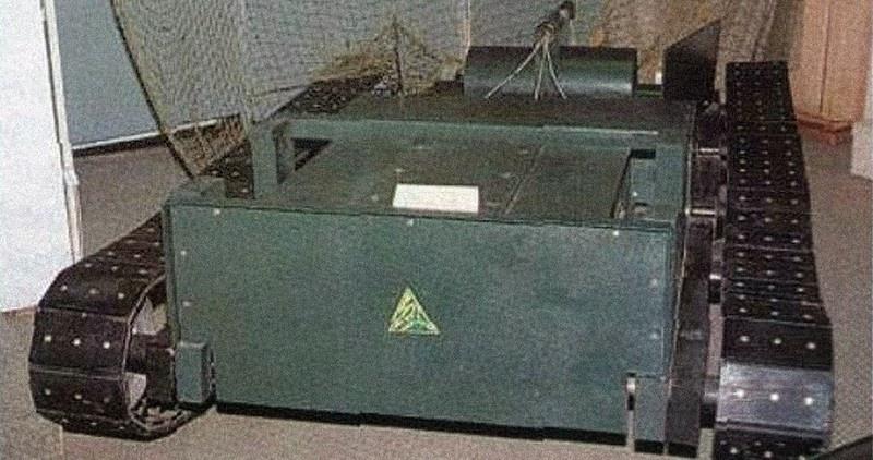 Макет ЭТ-1-627.