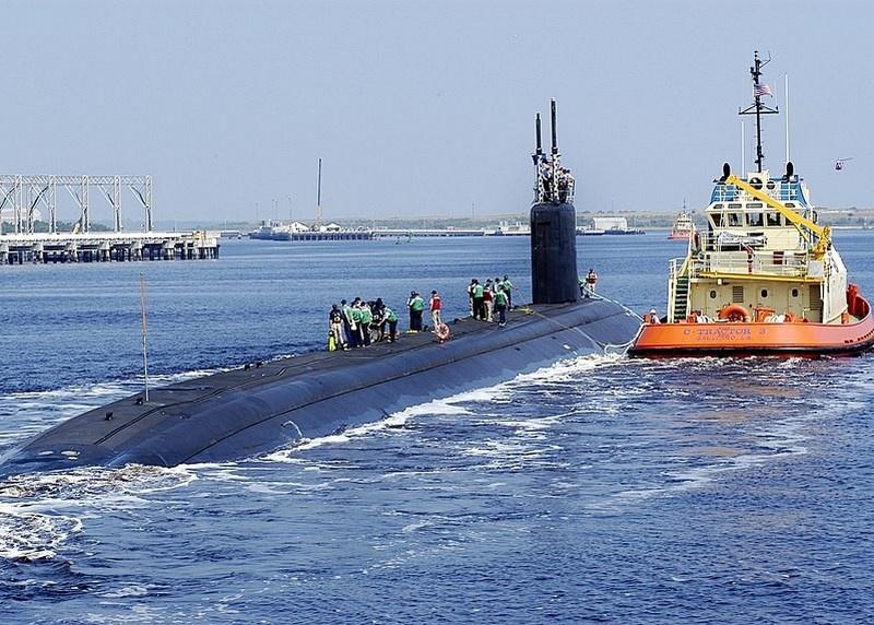 Субмарина «USS Jimmy Carter» стала длиннее на 33 метра из-за врезки дополнительной секции Multi-Mission Platform.