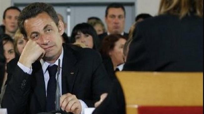 Французская Фемида опять «шьёт» дело Саркози