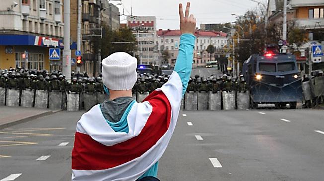 Майданный интернационал