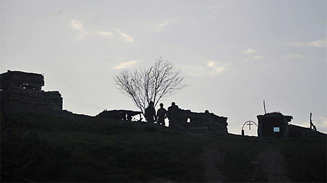 «Духи» воевали в Нагорном Карабахе
