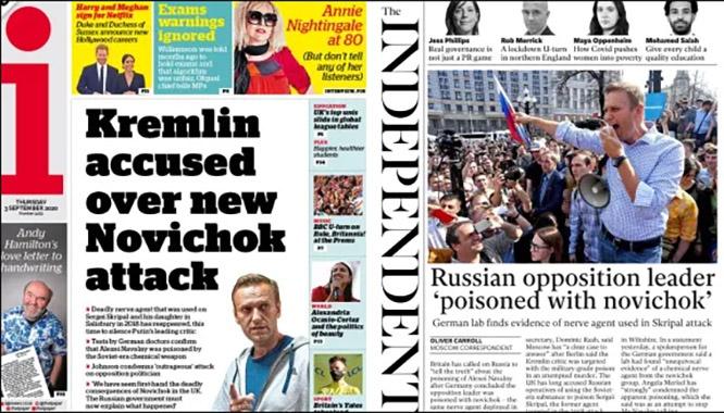 «Казус Навального» был сконструирован как медийный феномен с использованием компонентов виртуальной реальности.