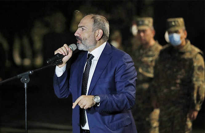 Слова армянского премьера о территориальной принадлежности Карабаха прозвучали именно в тот момент, когда у Азербайджана и стоящей за ним Турции было всё готово для начала боевых действий.