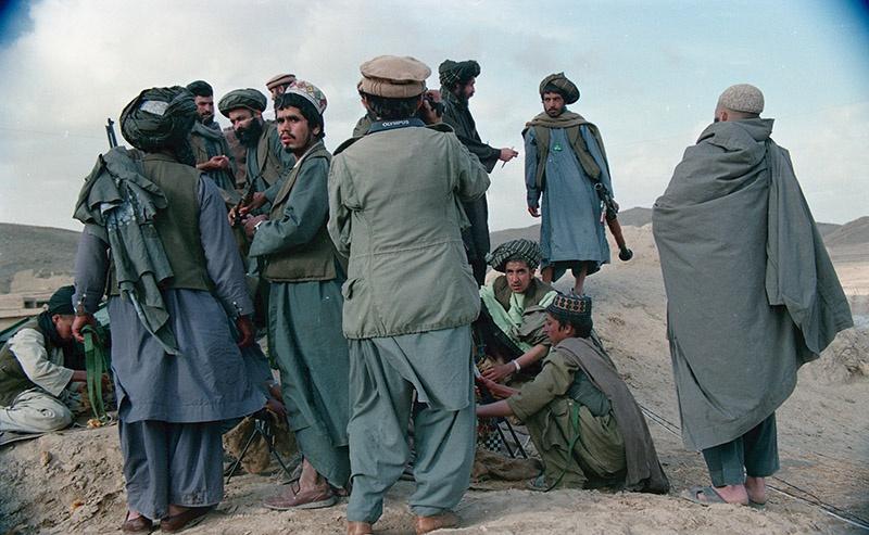 Несколько тысяч бойцов из Афганистана воевали на стороне Азербайджана.