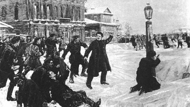 100 лет назад: террористы против Российской империи