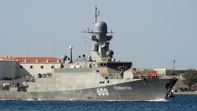 «Буянов» на флоте становится всё больше