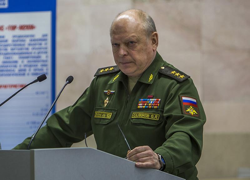 Главнокомандующий Сухопутными войсками генерал-полковник Олег Салюков допустил увеличение калибра российских танковых пушек.