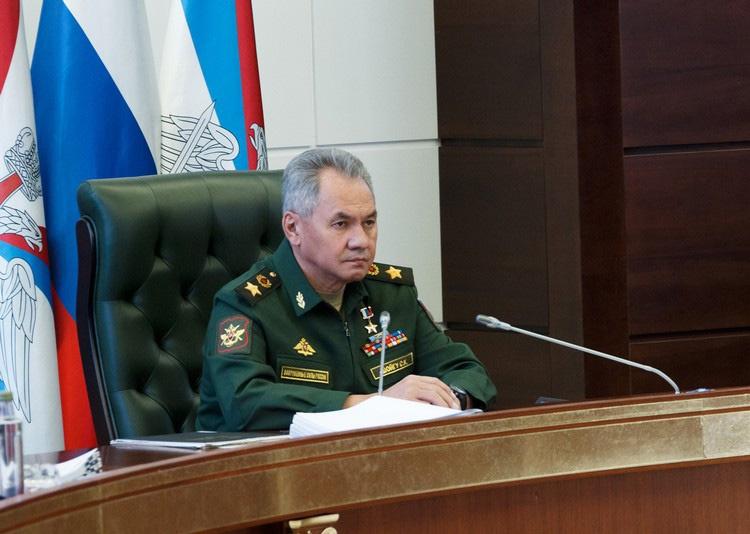 Генерал армии Сергей Шойгу отметил, что по-прежнему неспокойная обстановка сохраняется на западных рубежах Союзного государства.