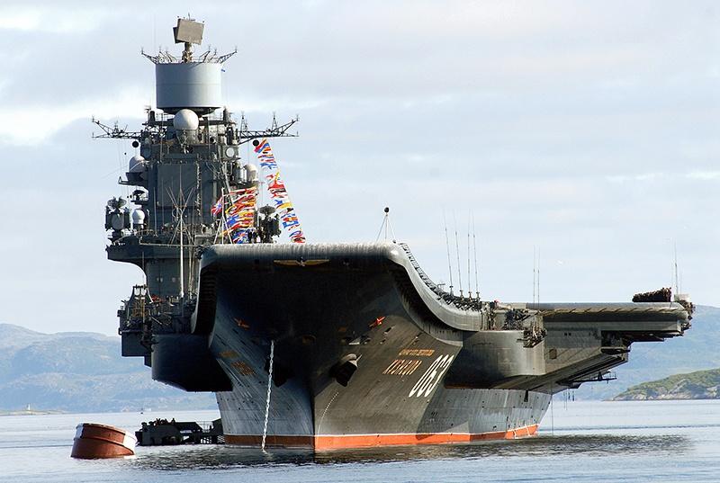 ТАВКР «Адмирал Кузнецов» совсем скоро удивит зарубежных партнёров новыми возможностями своего вооружения.