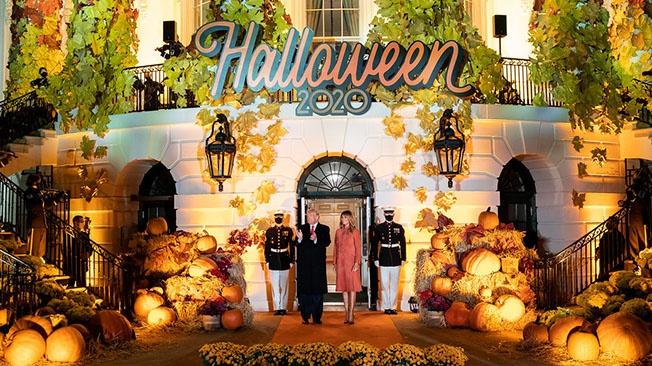 Россия между Хэллоуином и президентскими выборами в США