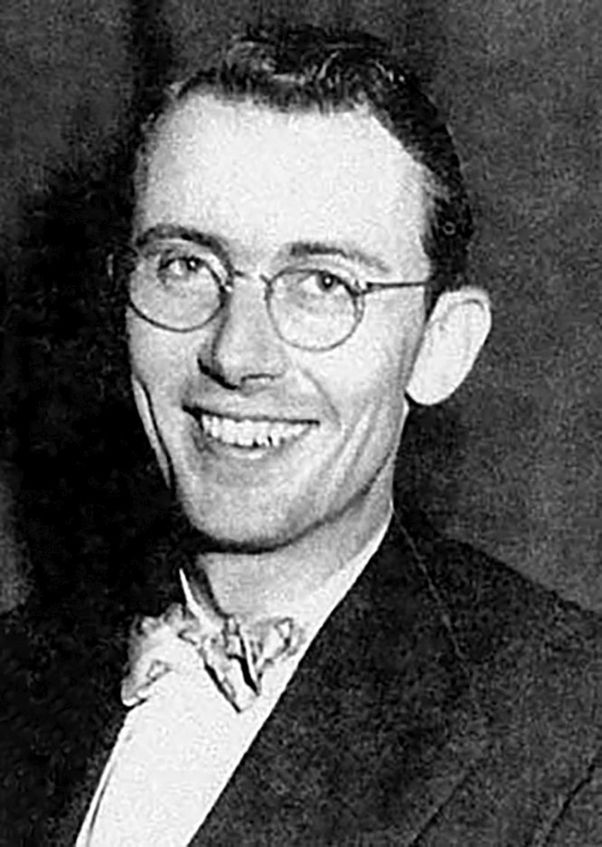 Американский журналист Фрэнк Хоулмен.