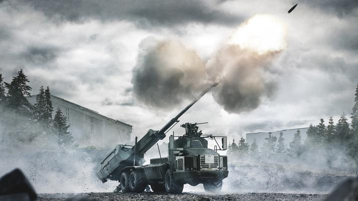 Все бригады получат дополнительную ствольную артиллерию - 48 многоцелевых 155-ммсамоходных орудий «Archer».