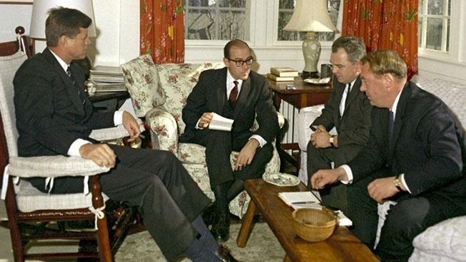 Георгий Большаков: посредник между Кеннеди и Хрущёвым
