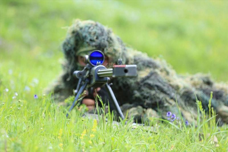 В отряде специальных боевых операций служат солдаты-срочники.