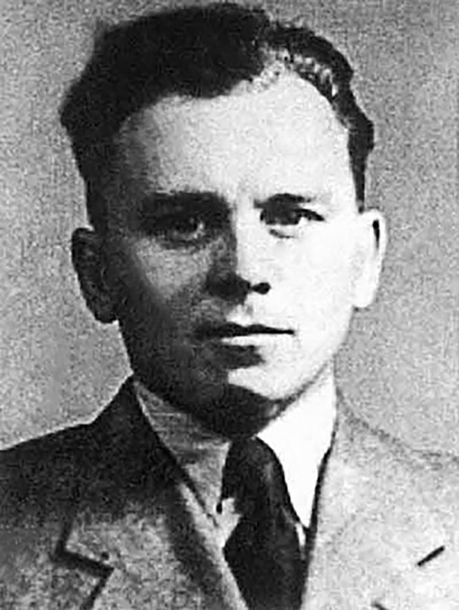 Георгий Никитович Большаков - офицер военной разведки, работавший под «крышей» общественно-политического журнала «Советский Союз».
