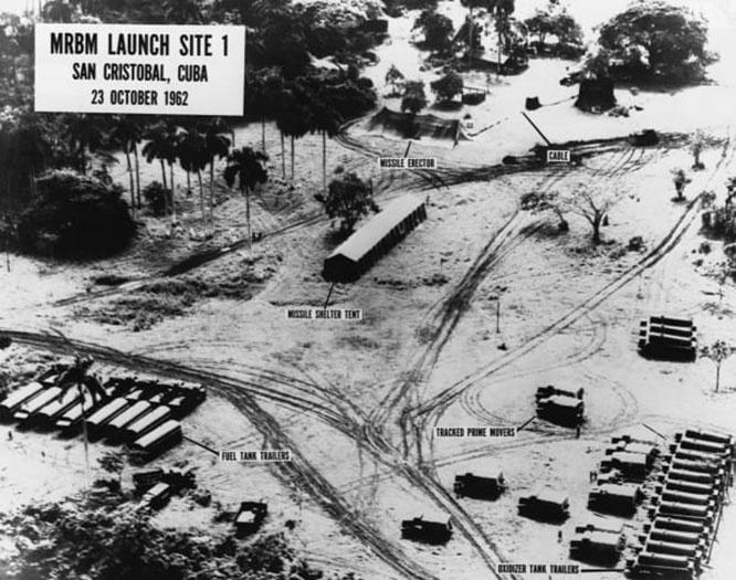 Фото советских ракетных установок на Кубе были опубликованы в американской печати.