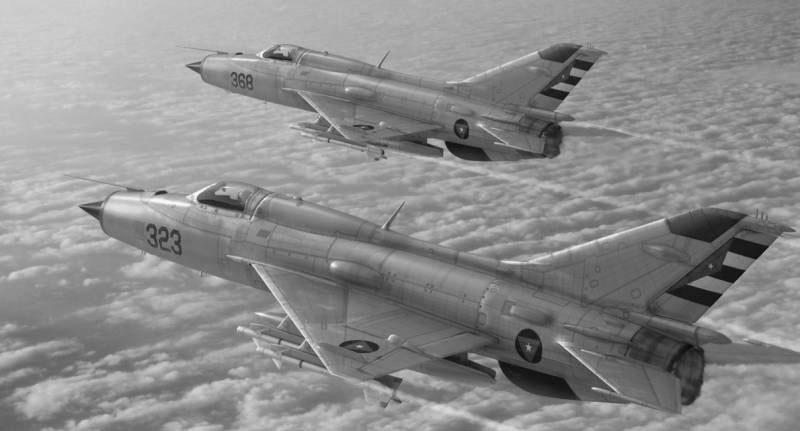 На Кубу было поставлено оружие, в том числе самолёты МиГ-21.