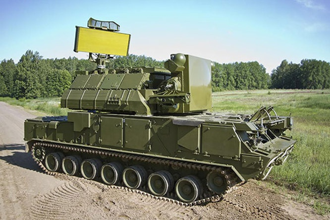 На вооружении Азербайджана имеется восемь ЗРК Тор-М2Э.