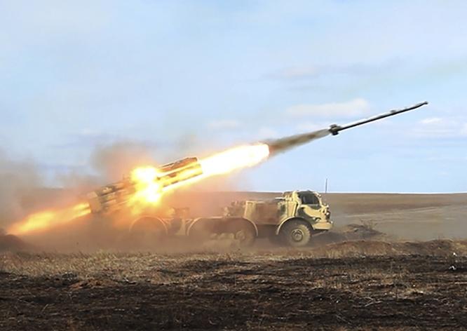 Более 1,5 тысяч огневых задач выполнили в уходящем году артиллеристы общевойскового объединения ВВО в Бурятии.