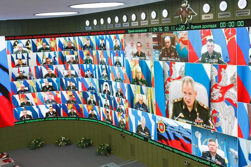 Министр обороны генерал армии Сергей Шойгу нацелил военачальников на качественную подготовку к новому учебному году.