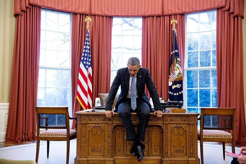 С программой реформ, отдалённо напоминавшей трамповские, шёл к власти Обама.