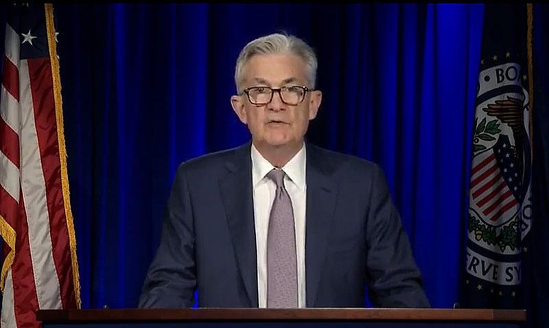Глава Федеральной резервной системы Джером Пауэлл.