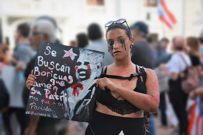 В июле прошлого года свыше 200 тыс. человек более недели изо дня в день заполняли главную магистраль в Сан-Хуане, столице Пуэрто-Рико, с требованием покончить с коррупцией.