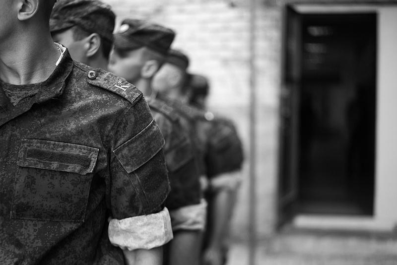 Первый набор курсантов состоял не только из ребят со школьной скамьи, но и тех, кто в свои сравнительно юные годы имел за плечами реальный боевой опыт.