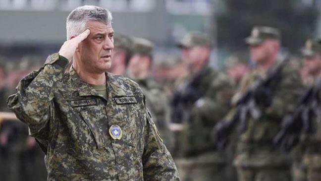 Хашим Тачи не раз делал воинственные заявления то в адрес Сербии, то в адрес соседней Северной Македонии, то в адрес самого Евросоюза.