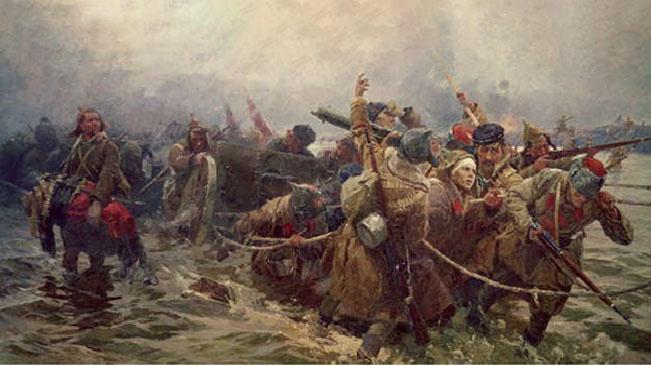 Штурм Перекопа. Засекреченная легенда взятия красными Крыма