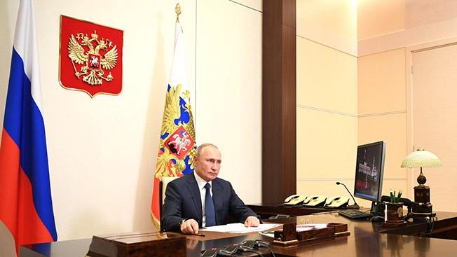 Владимир Путин закончил войну в Закавказье