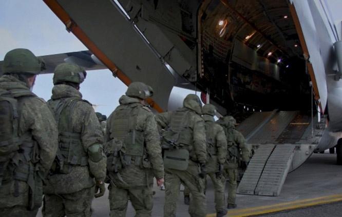 В регион направляются 1960 военнослужащих со стрелковым оружием, 90 бронетранспортёров и 380 единиц автомобильной и специальной техники.