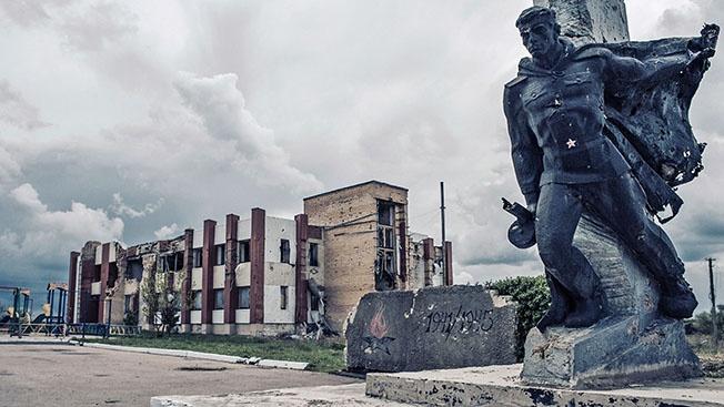 Село Никишино, или Осколок Донбасской войны