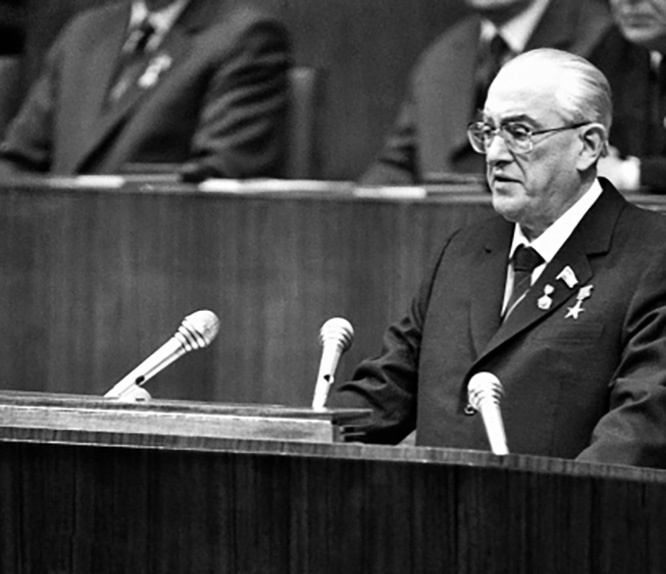 18 августа 1983 года глава советского государства Юрий Владимирович Андропов объявил, что СССР в одностороннем порядке прекращает испытание системы противокосмической обороны.