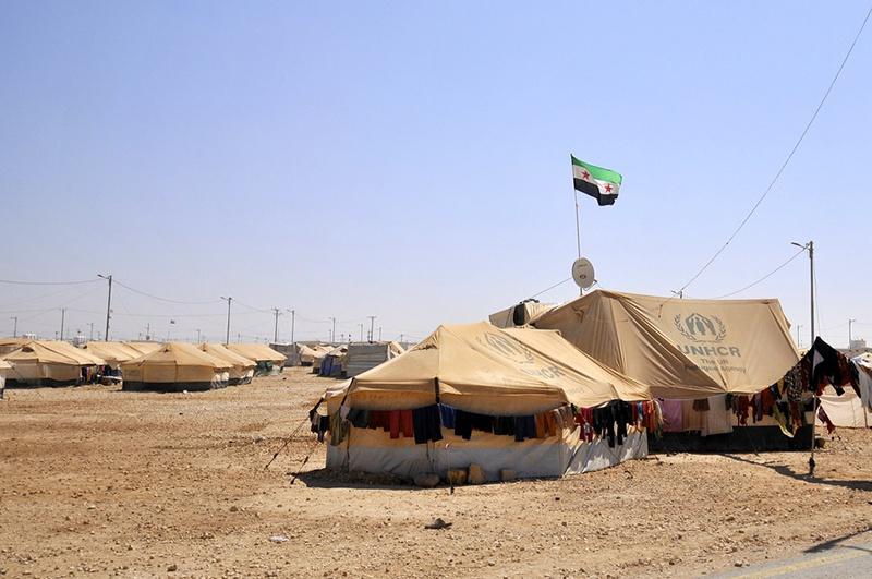 Иордания дала приют более двум миллионам беженцев из Сирии и Ирака.