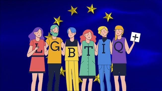 Европа сексуальных меньшинств