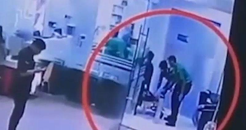 Убийство Ким Чен Нама (старшего брата главы Северной Кореи) в малазийском аэропорту Куала-Лумпур.