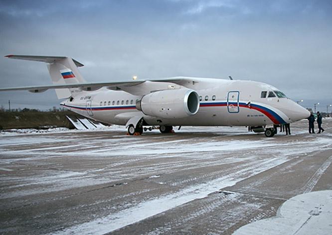 Военно-транспортная авиация продолжает эксплуатацию самолетов Ан-148.