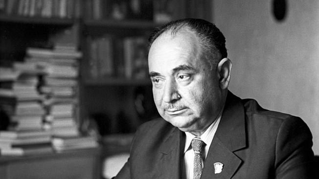 Разведчик-нелегал «Макс» - Иосиф Ромуальдович Григулевич.