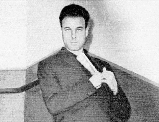 Богдан Сташинский, сотрудник 13 отдела КГБ СССР, специализировался на ликвидации изменников Родины и предателей.