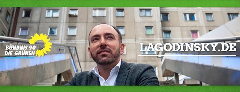 В декабре 2019 г. Сергей Лагодинский стал первым «русским» депутатом от Германии в Европарламенте.