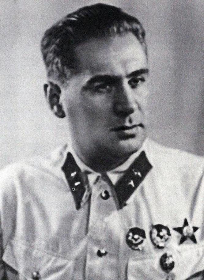 Начальник 4-го диверсионно-разведывательного управления НКВД Павел Судоплатов.