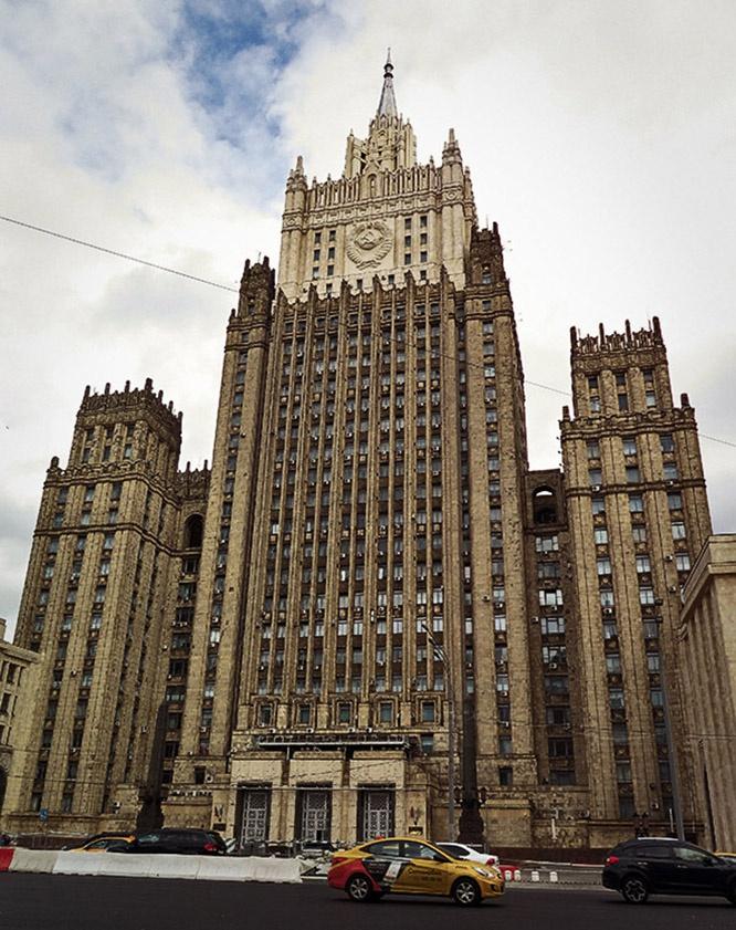 С учётом близкого соседства со многими странами ВРЭП Россия могла бы задуматься о членстве.
