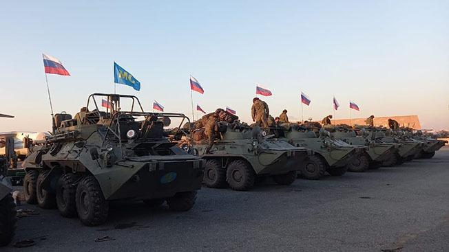 Миротворческая миссия в Нагорном Карабахе Москве просто так не обойдётся